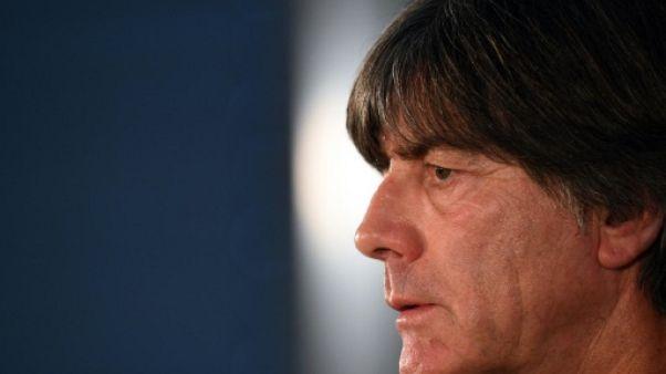 """Ligue des Nations: l'Allemagne veut bien finir une année où elle a """"pris un gifle"""""""