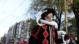Festive fun or racism? Dutch 'Black Pete' row gets violent