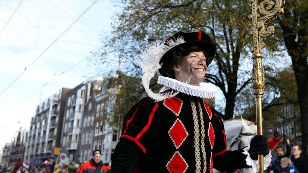 Festive fun or racism? Dutch 'Black Pete' row gets violent