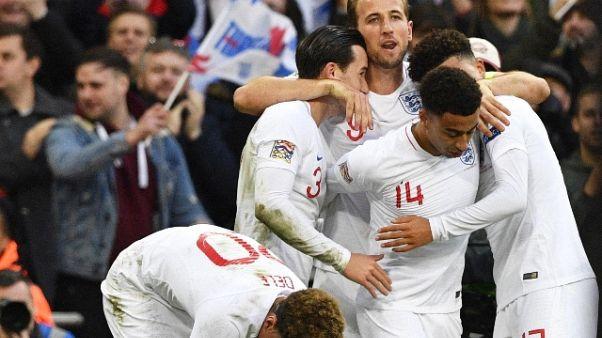 Nations League: Inghilterra-Croazia 2-1