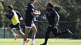 XV de France: Bastareaud et Fickou font la paire