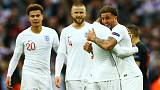 England beat Croatia to qualify for Nations League finals