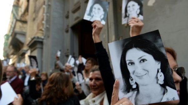 Malte : les commanditaires du meurtre d'une journaliste identifiés