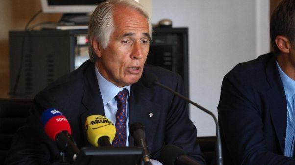 Malagò,aSalvini non ho dato del fascista