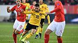 Ligue des nations: la Suisse écarte la Belgique du Final Four après un match fou