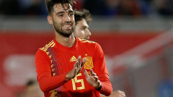 اسبانيا تختتم عاما صعبا بفوز باهت على البوسنة