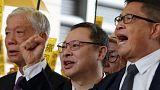 """زعماء حركة """"احتلوا هونج كونج"""" ينفون تهمة الإخلال بالنظام العام"""