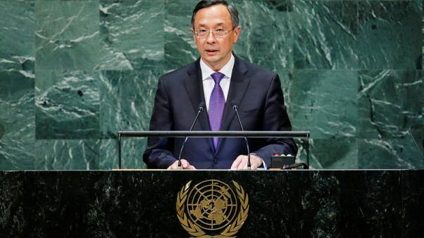 Russia, Turkey, Iran to hold Syria talks Nov.28-29 - Kazakh foreign minister