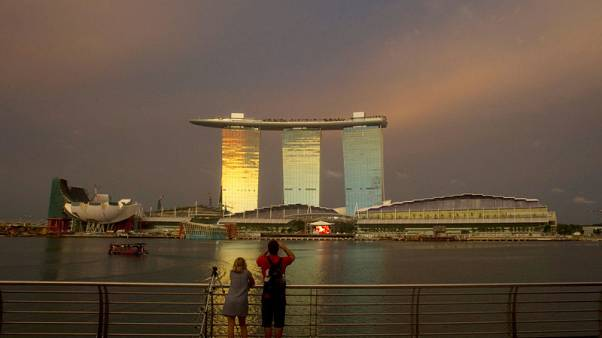 Singapore third-quarter GDP growth seen losing momentum, trade war dims outlook