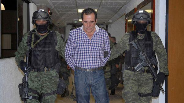 وفاة بيلتران ليفا أحد أباطرة تجارة المخدرات في المكسيك