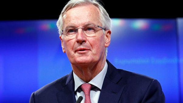 EU's Barnier says draft Brexit deal is 'fair and balanced'