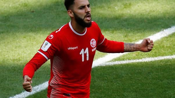 برون مدافع تونس يغيب عن مواجهة المغرب الودية
