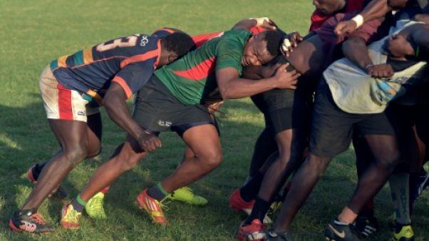 Mondial-2019: la longue marche du Kenya vers le rugby à XV