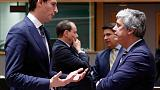 Eurogroup worried over Italy budget as it awaits Commission move