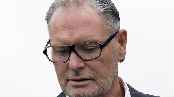 Former England footballer Gascoigne charged with sexual assault - police