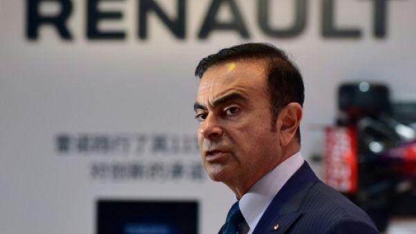 """Arrestation Carlos Ghosn: Renault Sport Racing n'a """"aucun commentaire à faire"""""""