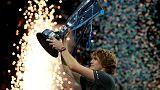 Becker hails 'superstar' Zverev as best of new generation