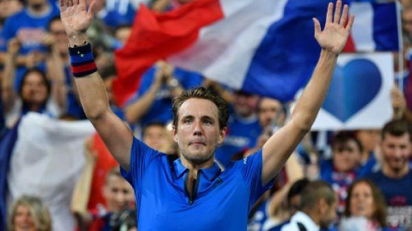 Lucas Pouille: la Coupe Davis, seule lueur d'une saison noire