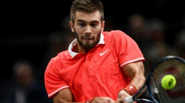 Tennis: Coric, mental d'acier,  la Coupe Davis dans le sang
