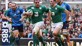 Ireland release six to play for provinces in PRO-14