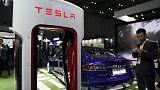 Musk hints at Tesla interest in Daimler van