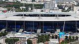 Vue générale du Stade de France prise le 9 juillet 2016 à Saint-Denis