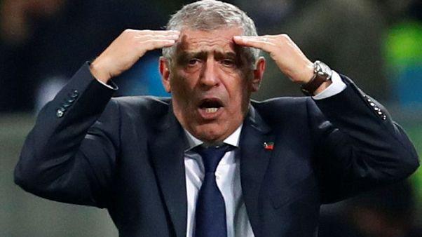 Soccer-Portugal coach ducks questions on Ronaldo's international future