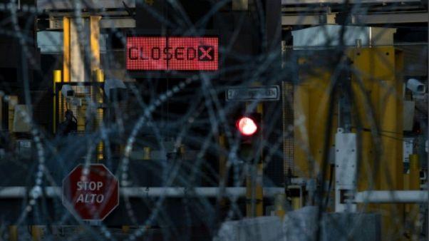 A Tijuana, l'arrivée des migrants fait craindre une fermeture définitive de la frontière