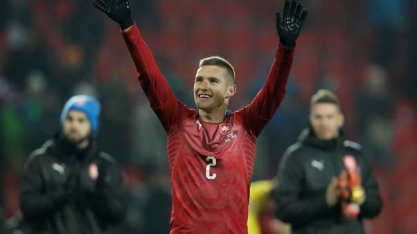 Czechs beat Slovaks 1-0 to ensure Nations League B survival