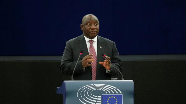 South African opposition wants payment to Ramaphosa campaign fund investigated
