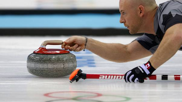 Canadian curlers booted from event for being drunk