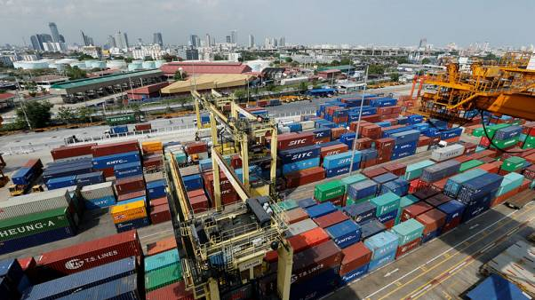 Thai Oct exports seen rising 4.5 percent year on year - Reuters poll