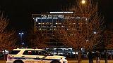 Une fusillade a eu lieu à l'hôpital Mercy de Chicago, le 19 novembre 2018