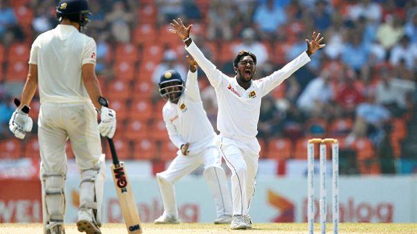 Cricket - Dananjaya misses Colombo dead rubber to assess action in Brisbane