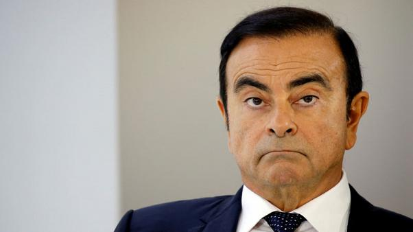 Ghosn not currently fit to lead Renault, says French finance minister