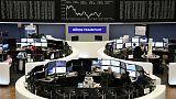 شركات التكنولوجيا تدفع أسهم أوروبا للهبوط