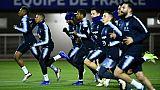 Bleus: contre l'Uruguay, lancer les petits nouveaux ?