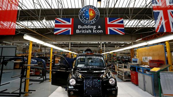 UK factory orders recover after October slump - CBI