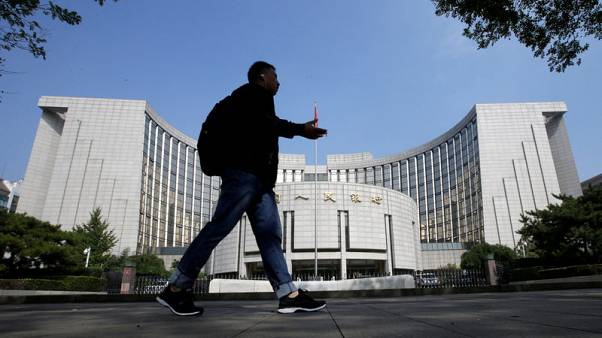 China should lean more on fiscal policy to spur growth - central bank researcher