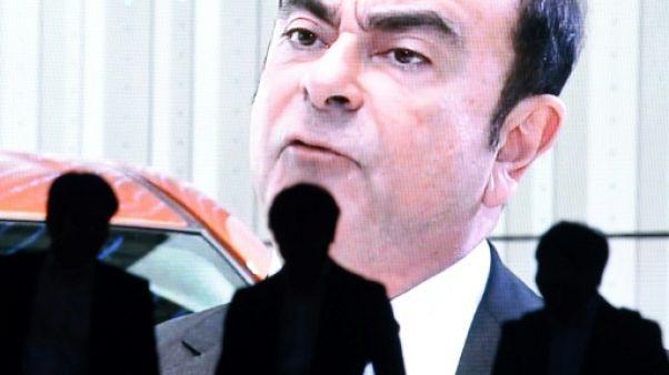 Carlos Ghosn, une étoile soudain tombée au Pays du Soleil levant