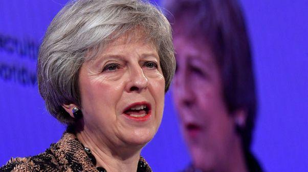 ماي تتوجه لبروكسل الأربعاء لبحث اتفاق خروج بريطانيا من الاتحاد الأوروبي