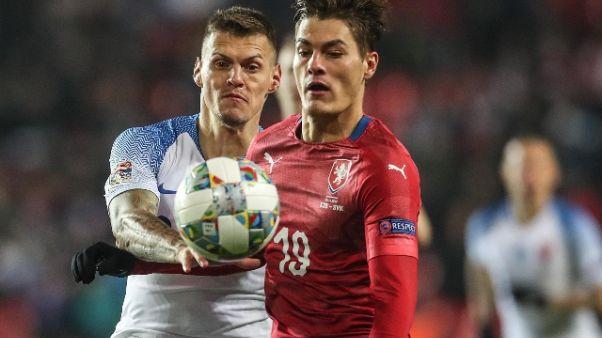 Schick, gol in nazionale mi può aiutare