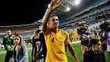 Australie: des adieux et des larmes pour  Cahill, l'icône des Socceroos