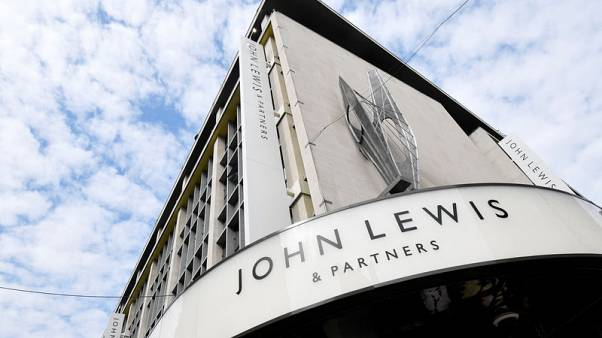 UK's John Lewis sales dive for second straight week