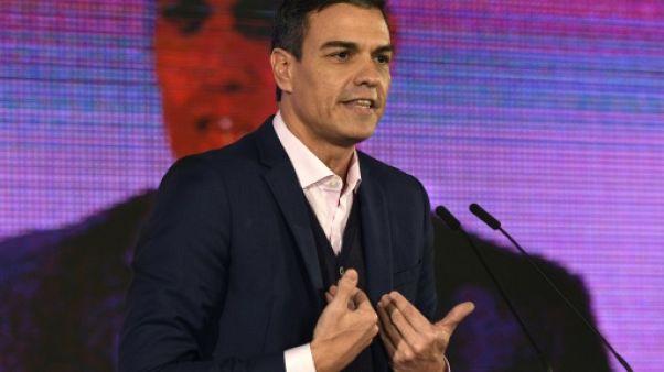 Espagne: Sanchez ouvre la porte à des élections anticipées