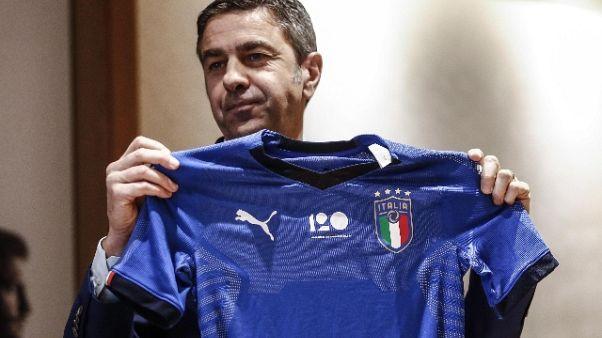 'Nazionale straordinaria con Mancini'