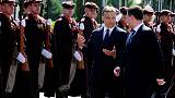 Ex-Macedonia PM Gruevski granted asylum in Hungary - media