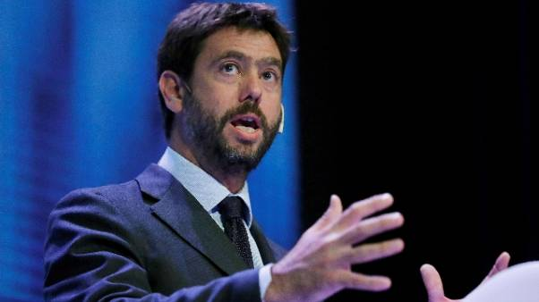Agnelli,nessuna discussione su Superlega