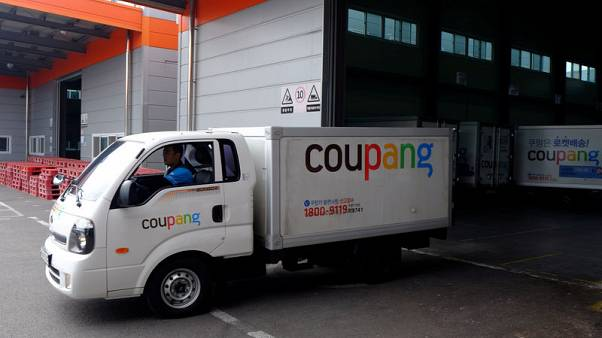 SoftBank doubles down on Korean online retailer Coupang with $2 billion investment