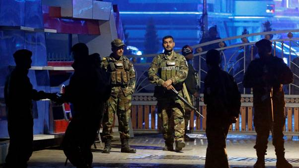 Suicide bomber kills over 50 at religious event in Kabul